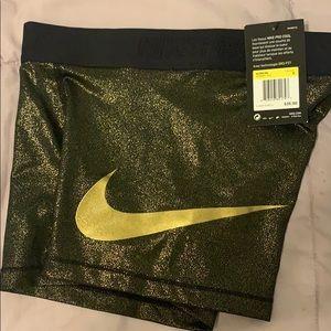 ✨NWT Rare Nike Pro Exercise Shorts